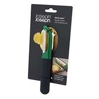 Пиллер Joseph Joseph  Multi-peel Serrated Peeler Зеленый 10108